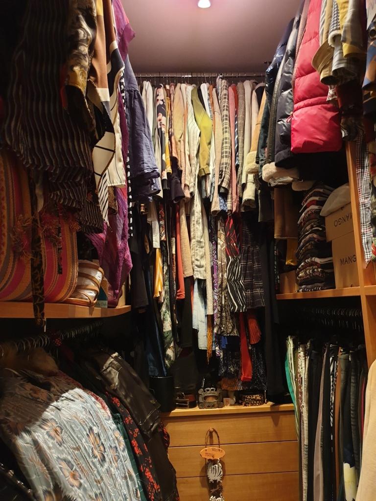 è il mio armadio, partiamo da qui